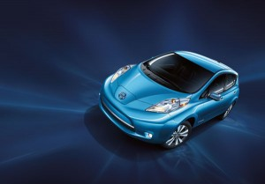 Nissan Leaf- Driving Green