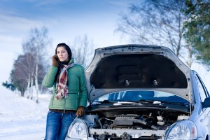 Car Trouble- what to keep in the trunk