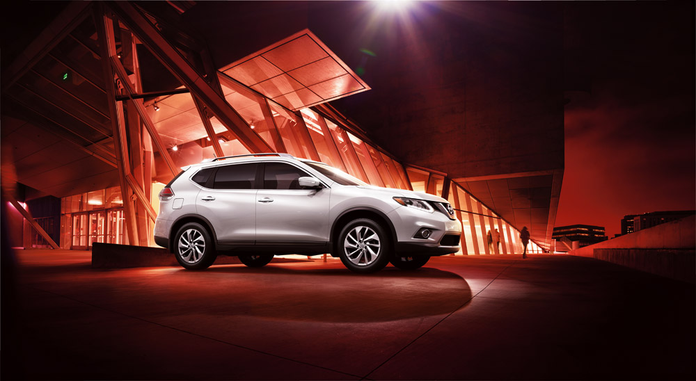 Nissan's Open the Briefcase Contest Winners Will Get New 2014 Rogue