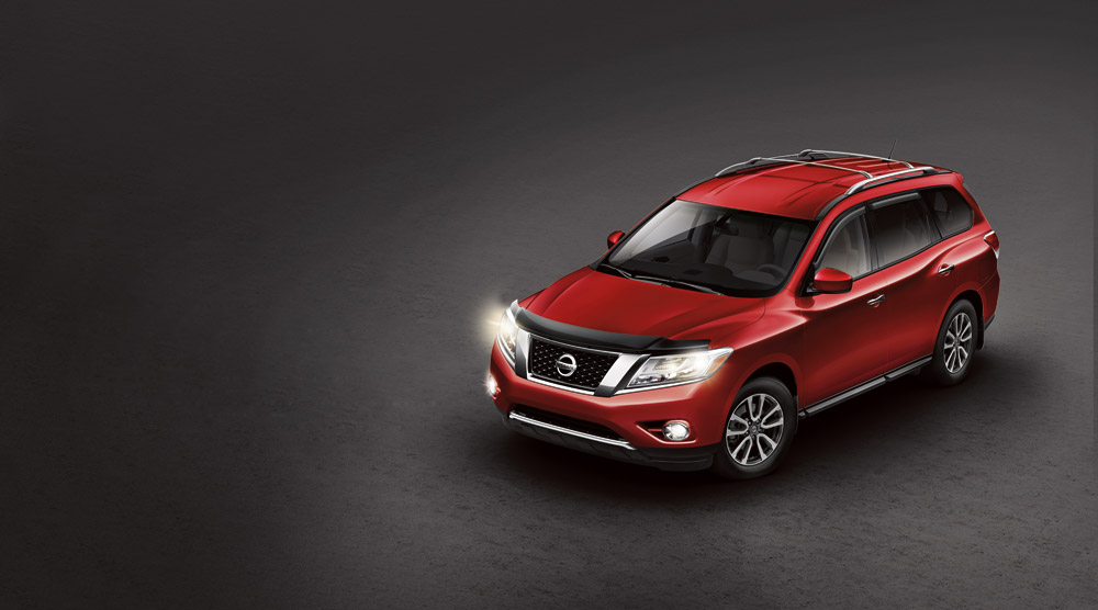 Pathfinder Hybrid to Join 2014 Nissan Lineup