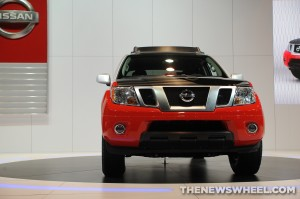 Nissan Frontier Diesel Runner Concept at Chicago Auto Show