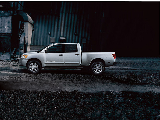 2016 Nissan Titan to Improve on Current Model with Additional Powertrain Options