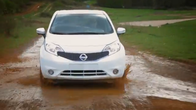Cleaner Cars in Nissan's Future with Innovative Self-Cleaning Paint