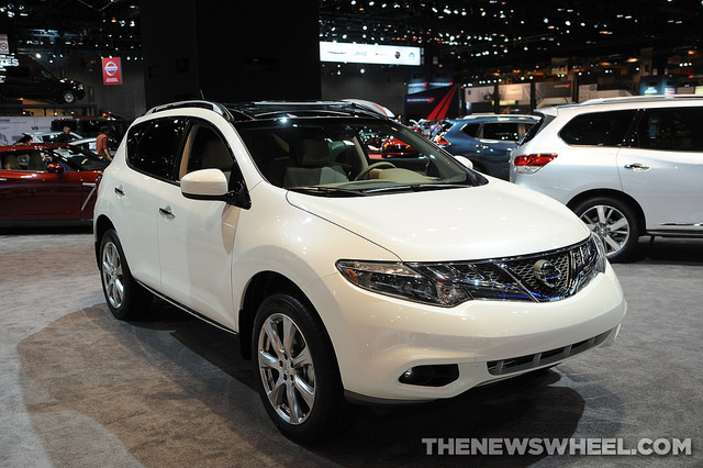 Nissan Murano Production Moved to Canton, Mississippi