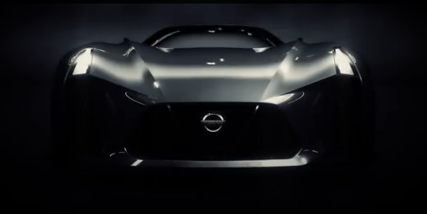 Nissan Concept 2020 Revealed for Gran Turismo 6
