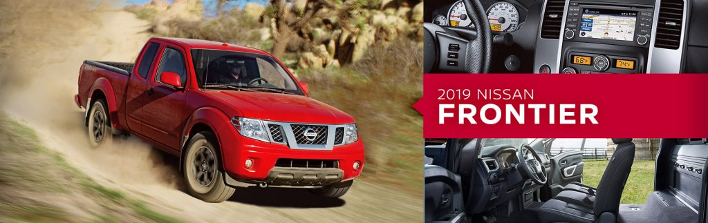 2019 Nissan Frontier | Greenville, MS