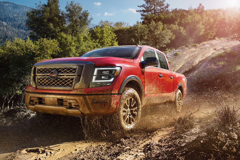 2020 Nissan Titan | Greenville, MS